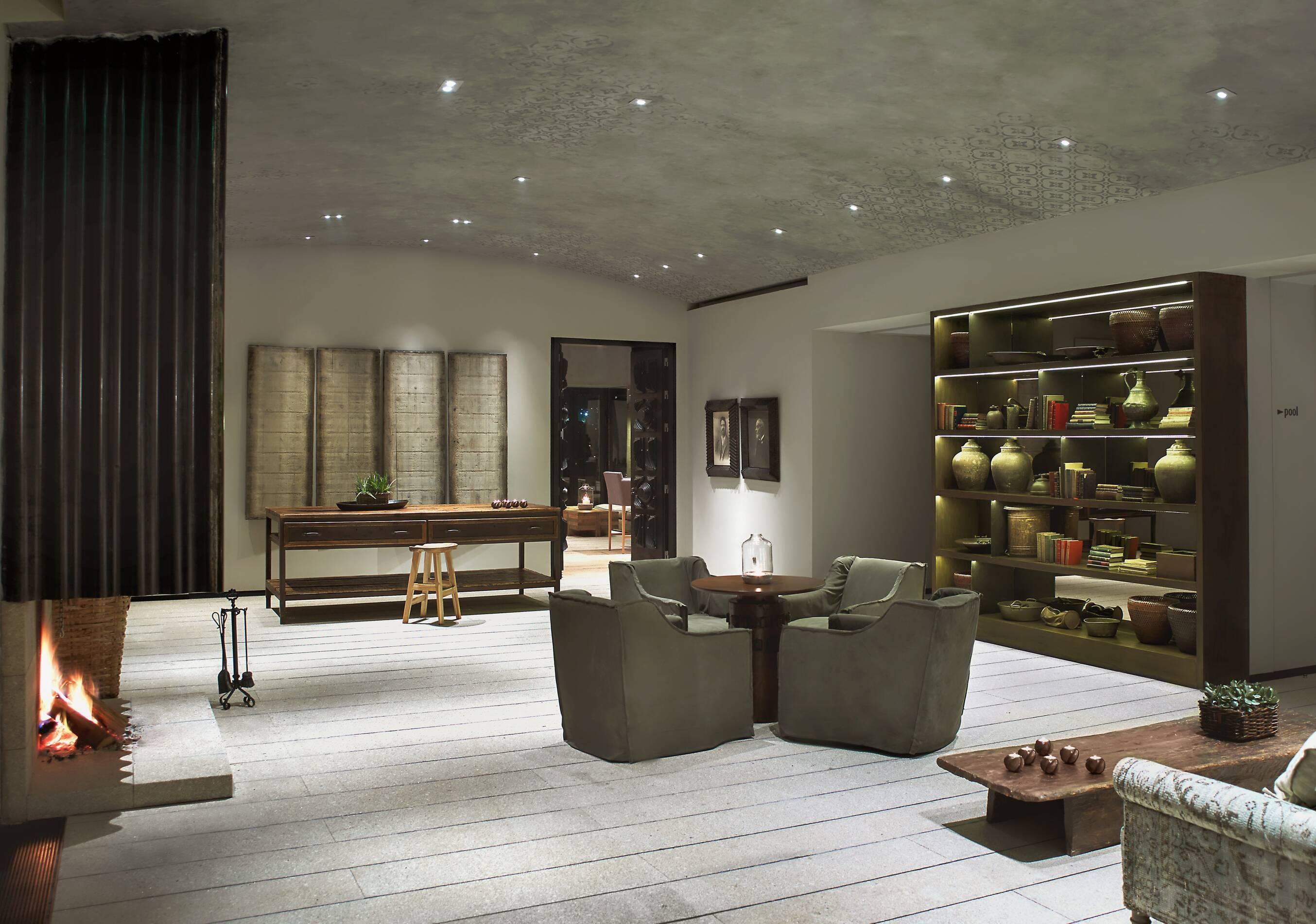 Six Senses Douro Valley Quinta Lounge
